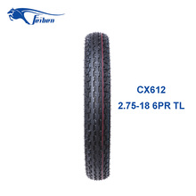 Cheap China Front Tires Motorcycle For Sale 2.75-18