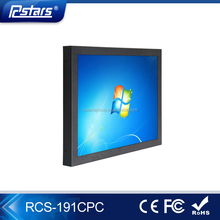 Rcstars oem/odm 19 inch all in one computer with 1440*900 max resolution & Celeron CPU(RCS-191CPC)