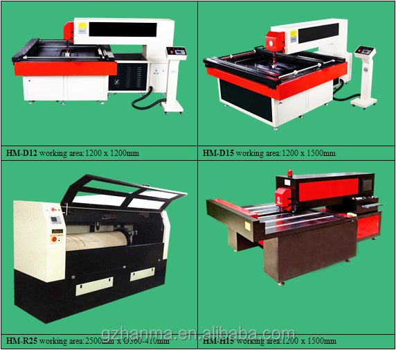 HM -D15 watt die board wood mdf 30mm laser cutting machine with ce certificate carton box industry