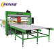 Automatic Hydraulic Stepping Feeding Shoe Sole Traveling Head Leather Cutting Press Machine