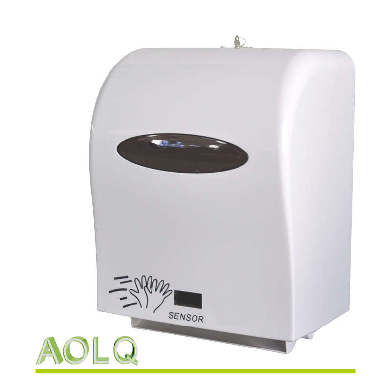 Hand free paper towel dispenser, auto hand sanitizer dispenser, magic tissue dispenser