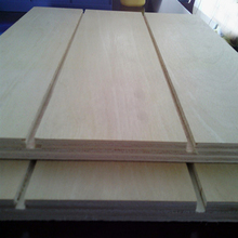 9mm 12mm 15mm T1-11 Plywood / Ceiling Plywood for Decoration
