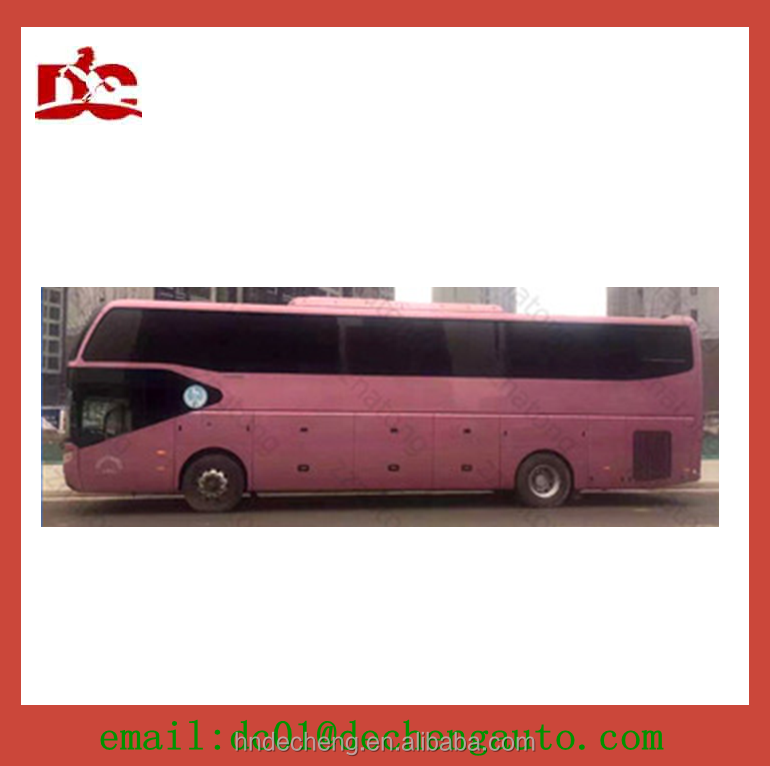 Used luxury yutong bus parts saleand used yutong bus