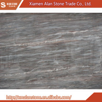 wholesale low price high quality gold line marble