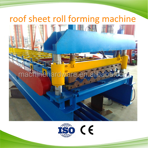 Machine manufacturers steel roofing plate roll forming making machinery prices