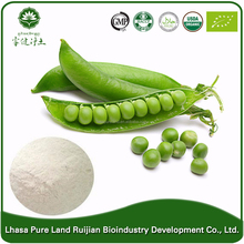 Pea Starch with Excellent Whiteness