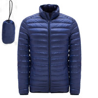 Mens Outdoor Winter Lightweight Feather And