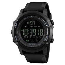 Skmei <strong>Watch</strong> 1321 <strong>Smart</strong> Men Sports <strong>Watch</strong> Pedometer Multifunctional Waterproof LED Digital Wristwatches Relojes