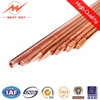 Copper weld steel Ground Rod supplier with clamp