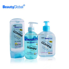 2017 strong styling hair gel high quality best selling styling elegance GMPC factory wholesale