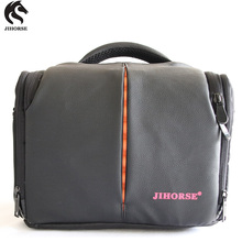 Waterproof Portable PU Shoulder Dslr Camera Bag Video Camera Bag