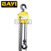 CK crane equipment is hand operated chain block be used to lift mine