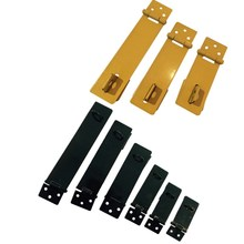Factory wholesale Safety door lock Latch toggle hasp, latch clips