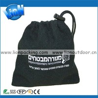 Hot Sale Large Velvet Buggy Bag Packing Pouch