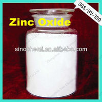 zno zinc oxide for pigment and rubber filling material