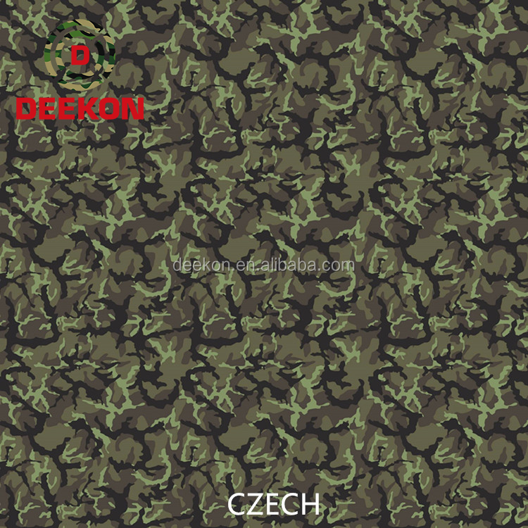 Custom Multicam Army Fabric, T/C Fabric, Camouflage Fabric for Battle Use