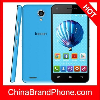 Iocean X1 4.5 Inch IPS Screen Android 4.4 3G Smart Phone