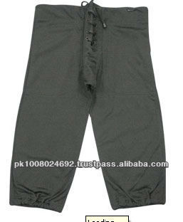 100% Polyester heavy spandex American football pants
