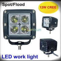 For d/Toyota/JEEP Square CR EE flash/fog/offroad Light LED813 for ATV/SUV/Truck
