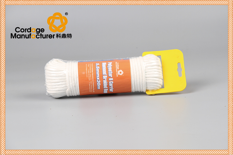 popular rope with hanger MFP Braided rope