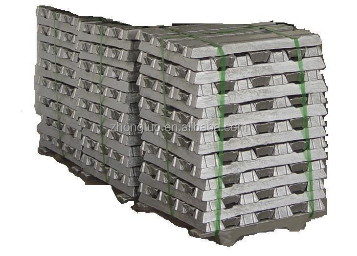 Factory hot sale aluminum adc12 ingots