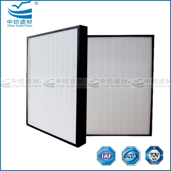 0.3 micron Replacement H13 air filter for air purifier