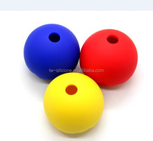 Ball shape food degree for whiskey silicone ice ball