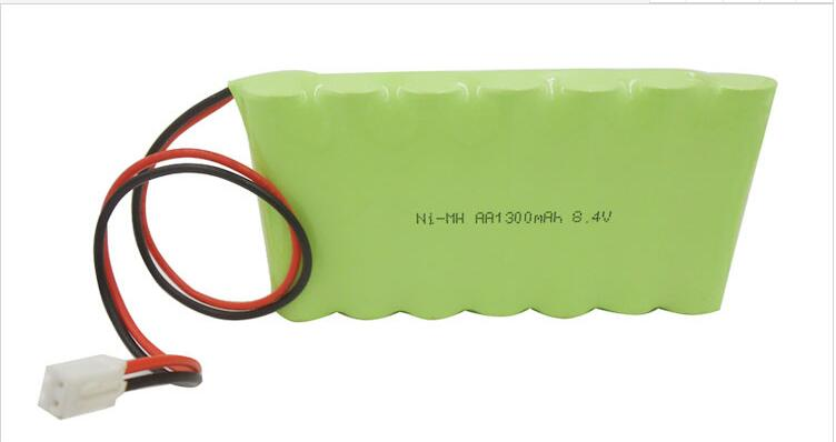 rechargeable ni-mh battery for Power tools OEM rechargeable aa battery pack 8.4v 1300mah of ni-mh
