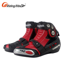 High Top Up Mens Riding Biker Comfortable Chinese Casual Motorcycle Riding Shoes