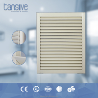 Golden supplier tansive construction shading aluminium plantation shutters from china