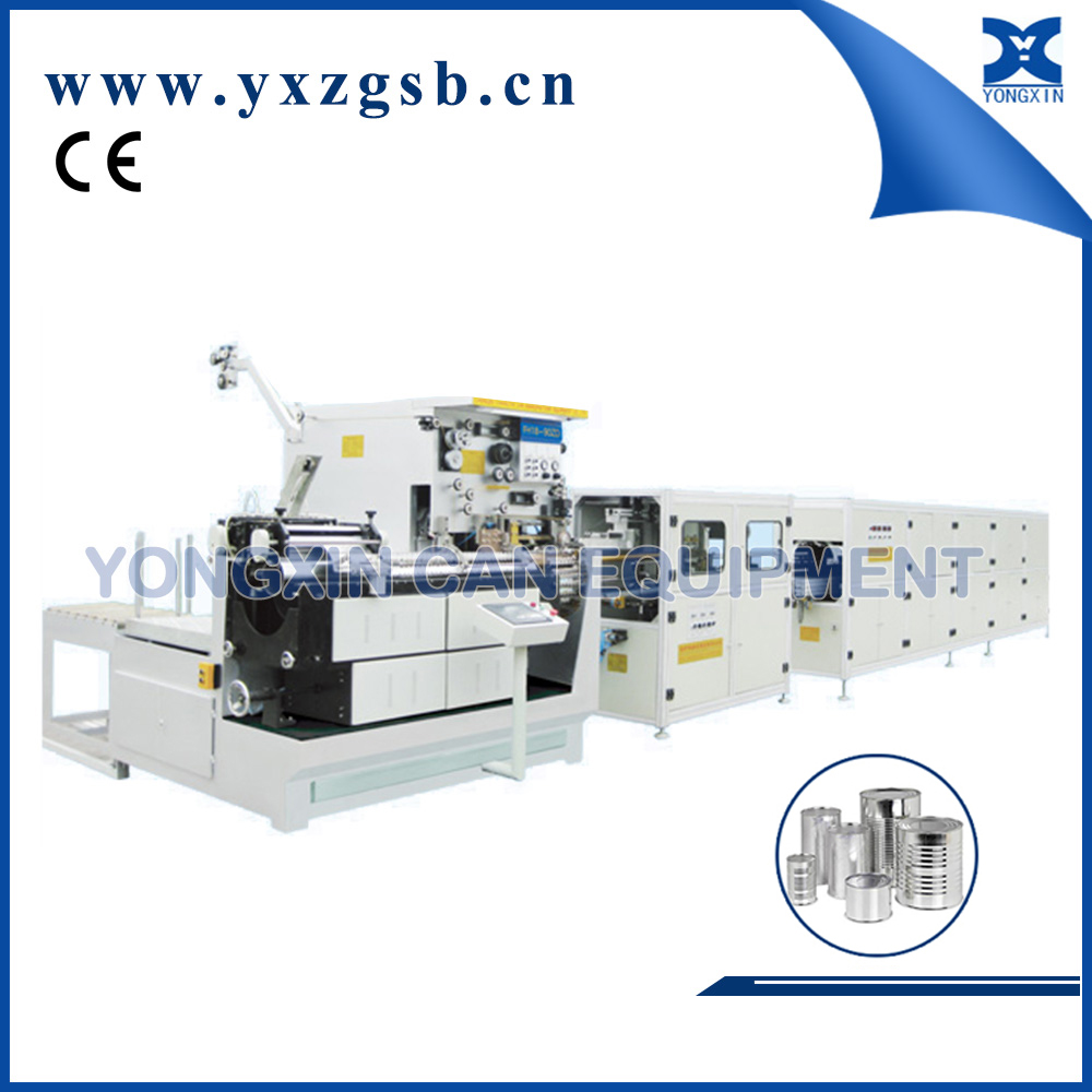 Automatic Combined Tin Can welding machine price