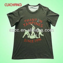Cheap branded new model t shirts/crochet t shirt pattern