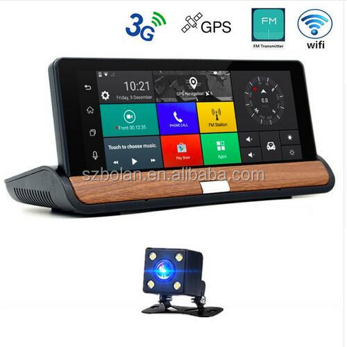 [BOLAN, Better Quality & Reasonable Price] 3G Car Dashboard DVR GPS Navigation with Reverse Camera