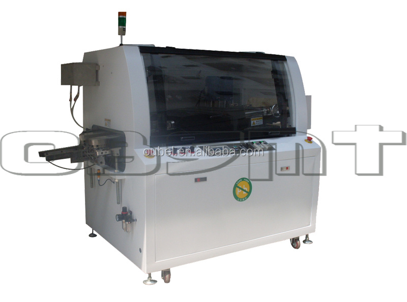 machine soldering pcb