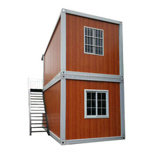 Flat pack modular container house mobile office /Philippines houses prefabricated