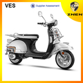 Cheap model vintage vespa 50cc gas scooter