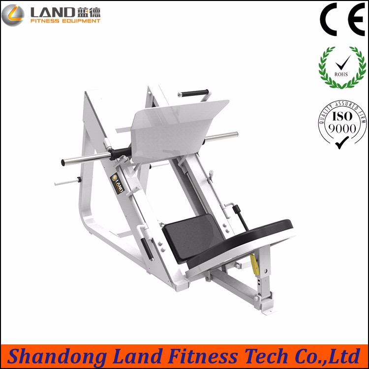 Promotion Land Fitness Patent Commercial Club Use Arm And Leg Exercise Equipment/45 Degree Leg Press