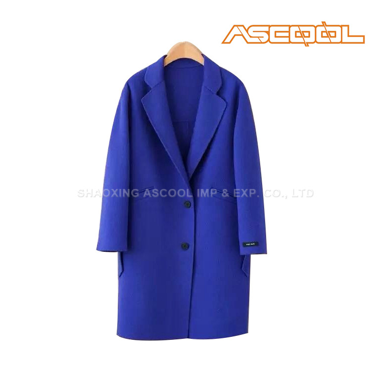 Fashion Wool/Viscose the latest coat styles for women