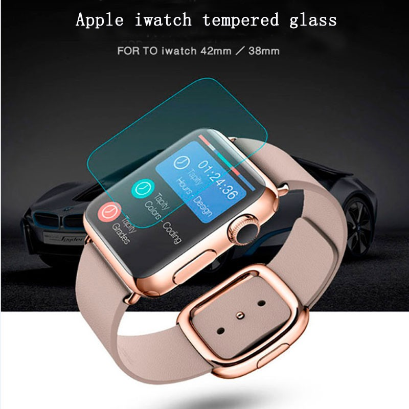 38mm 42mm waterproof anti-peek screen protector for Apple watch