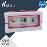 Manufacturer Quick Lead Fancy Design Train Alarm Clock