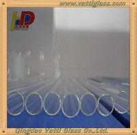 Heat Resistant Clear And Colored Borosilicate Glass Tube, Colored Borosilicate Glass Tube With Heavy Wall Thickness