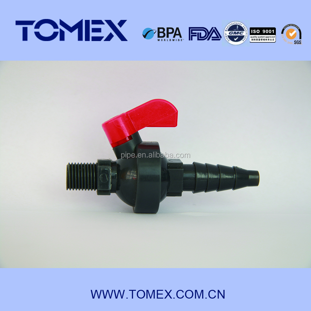 China supplier valve manufacture plastic pvc sanitary sample valves in 2016
