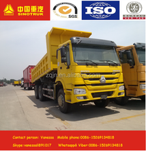 China sinotruk 6*4 volvo mine dumper