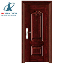 Powder coating french flat hollow core metal door skin weight