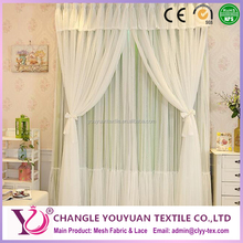 new style polyester curtain fabric sheer curtain for living room