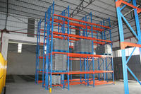 Multifunctional manual forklift pallet stacker from changzhou Jiangsu