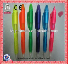 Promotional Plastic Ballpoint Pen printed with photo