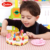 2016 new design Beautiful Birthday Cake Set Toy