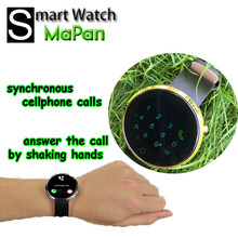 MaPan smart watch android magnetic charge/ new smart watch mobile phone