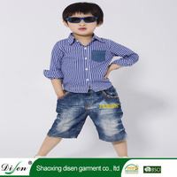 Wholesale latest boys fashon top t shirt designs for small men